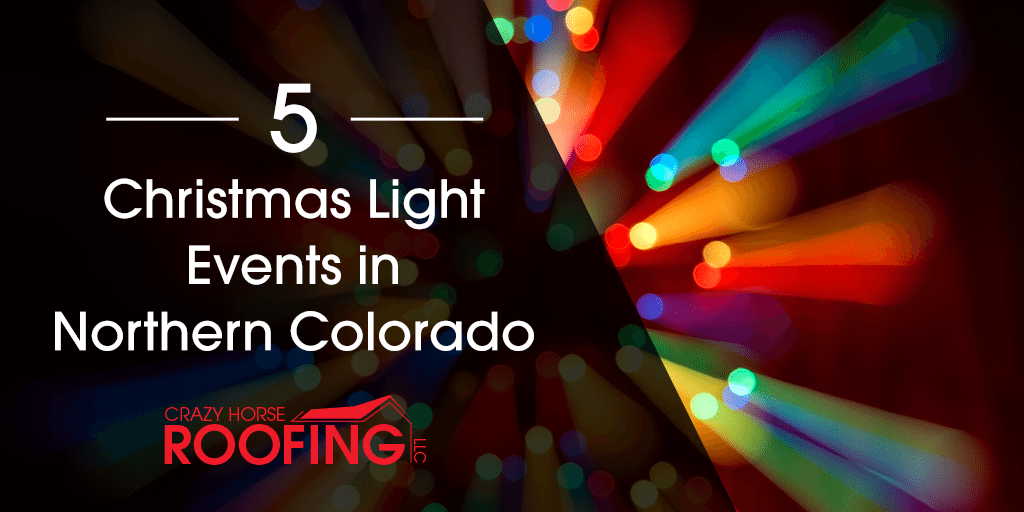 5 Christmas Light Events In Northern Colorado
