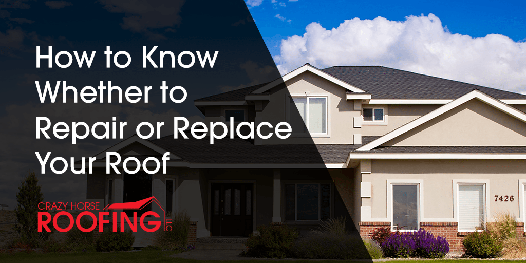 Every roof leak is different, so there is no single answer to whether you should repair or replace your roof, but here are some general guidelines to help.