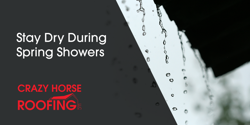 Rain should be a soothing sound, knowing that your roof is going to keep you safe and dry, not a stressor while you try to deal with drips and leaks inside your house. Here is how you can stay dry during Spring showers.