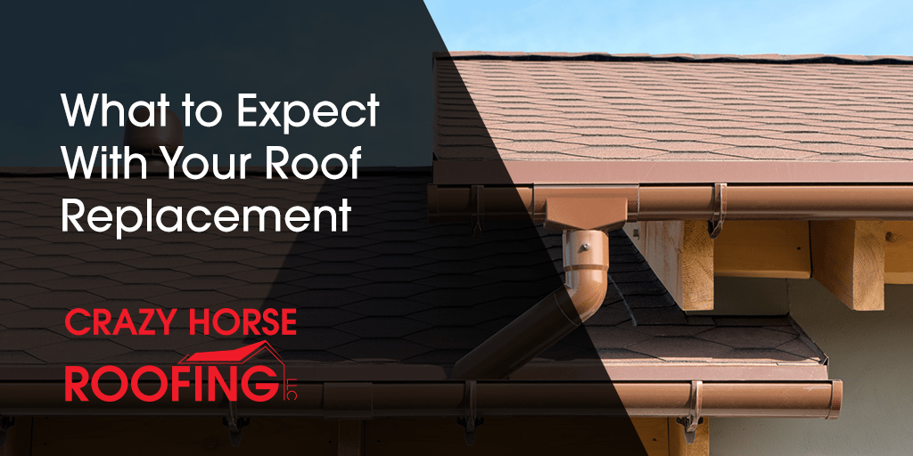 It can be unnerving to walk into a big decision like a roof replacement without knowing what the process looks like, so here is what you can expect with your roof replacement.