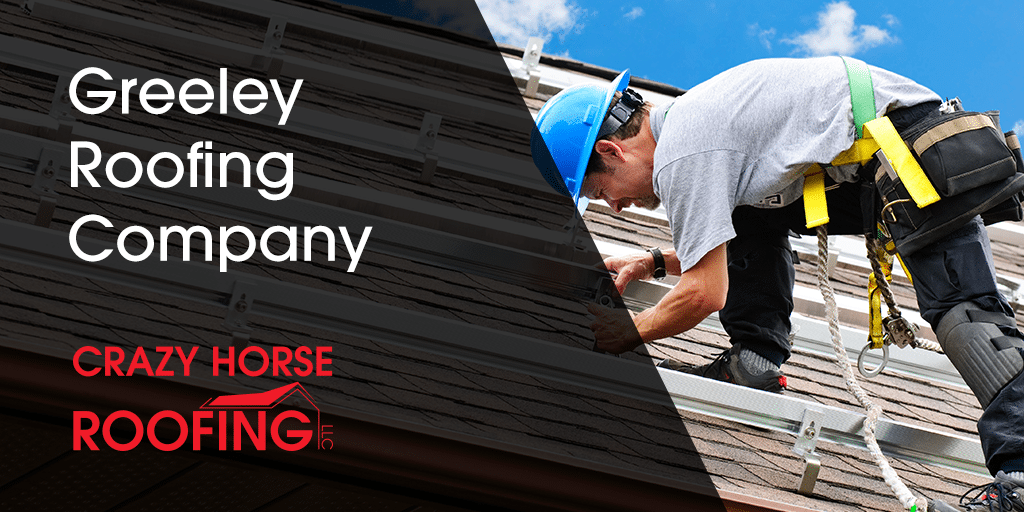 If you live in Northern Colorado and are in search of a reputable Greeley roofing company to repair or replace your home's roof or gutters, give Crazy Horse Roofing a call.